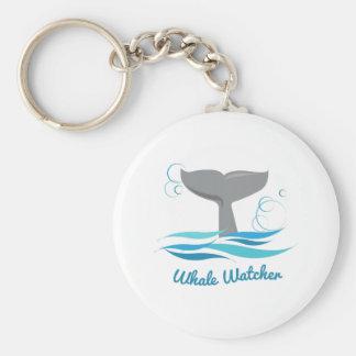 Whale Watcher Keychains