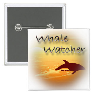 Whale Watcher red Button