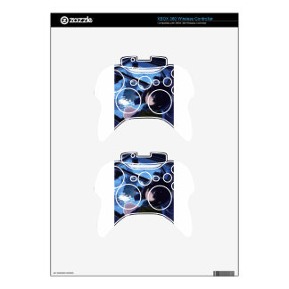 Whale Watcher Xbox 360 Controller Skin