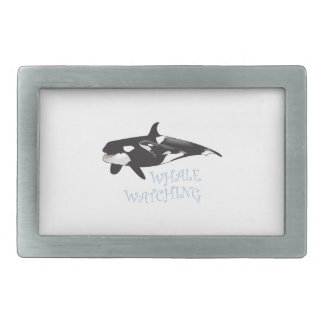 Whale Watching Belt Buckles