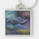 Whale Watching Keychains