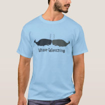 Whale Watching Tour Guide Funny T-Shirt