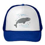 Whale Whales Marine Mammals Cetacea Ocean Art Trucker Hat