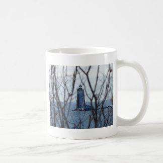 Whaleback Lighthouse 2 Classic White Coffee Mug