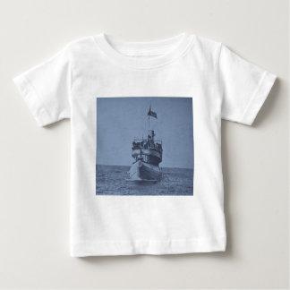 Whaleback Passenger Steamer Christopher Columbus Baby T-Shirt