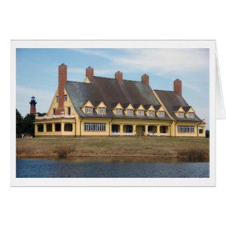 Whalehead Club Card