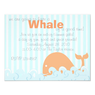 Whaleness Card