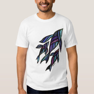 Whales and Dolphins T-shirt