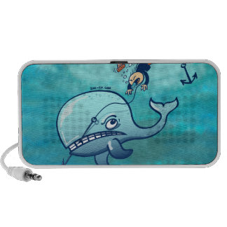 Whales are Furious! PC Speakers