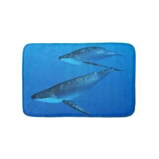 Whales Bath Mats