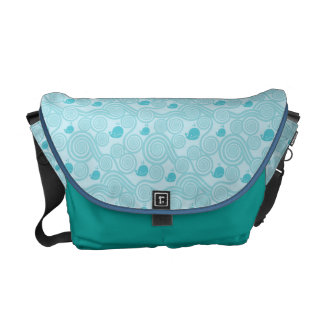 Whales Courier Bag
