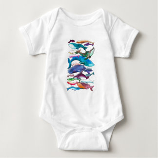 Whales, Dolphins & Porpoises Shirts