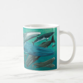 Whales of the St. Lawrence Coffee Mug