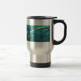 Whales of the St. Lawrence Travel Mug