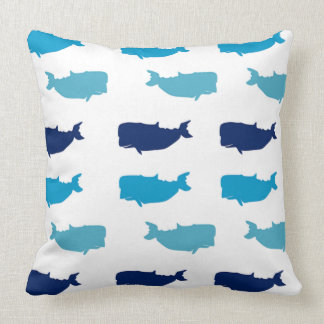 Whales Pillow