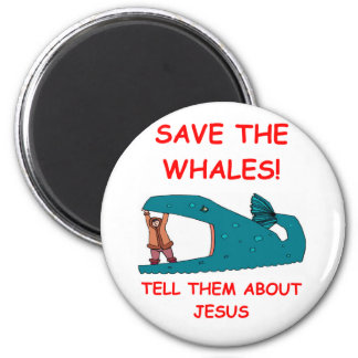 WHALES.png Imán Redondo 5 Cm