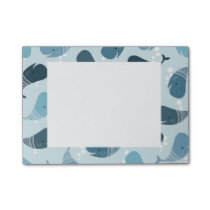 Whales Post-it Notes