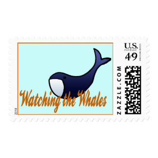 Whales Postage