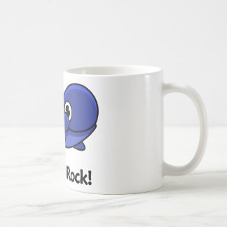 Whales Rock! Coffee Mug