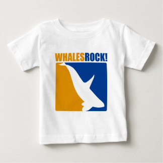 Whales Rock! T-shirt
