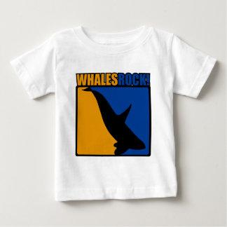 Whales Rock! Tee Shirt