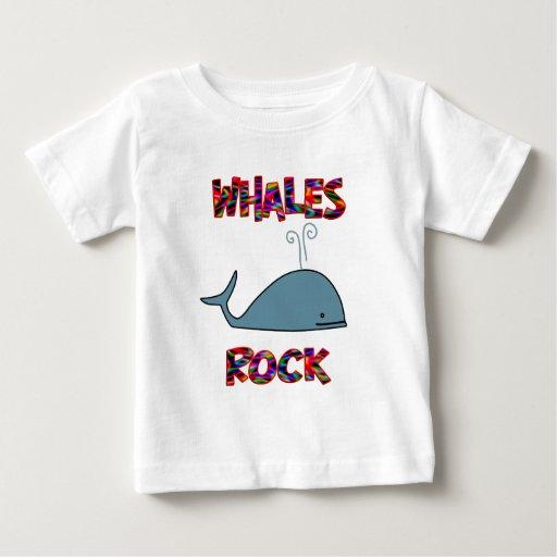 Whales Rock Tshirt