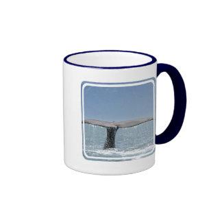 Whale's Tail  Coffee Mug