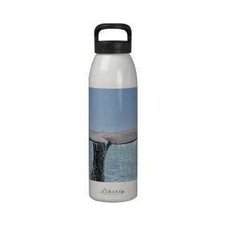 Whale's Tail Water Bottle