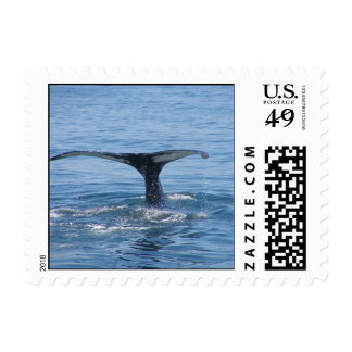 WHALES TAILS POSTAGE
