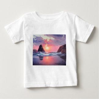 Whaleshead Beach Baby T-Shirt