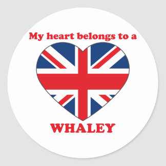 Whaley Stickers