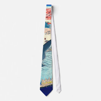 Whaling 1859 tie