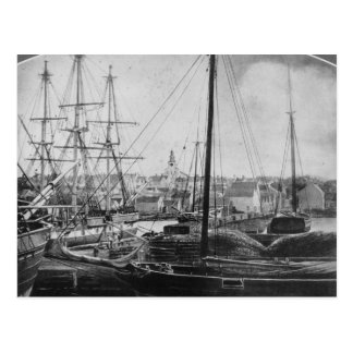 Whaling Port, New Bedford Post Card