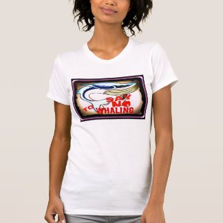 whaling Protest T-Shirt