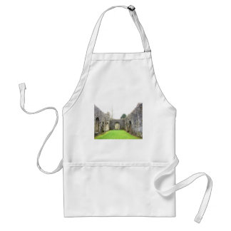 Whalley Abbey in England Standard Apron