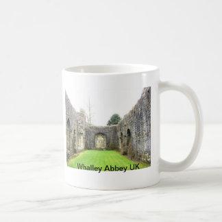 Whalley Abbey in England Coffee Mug