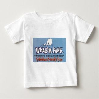 Whalom Park Amusement Park (Lunenburg, MA) Baby T-Shirt