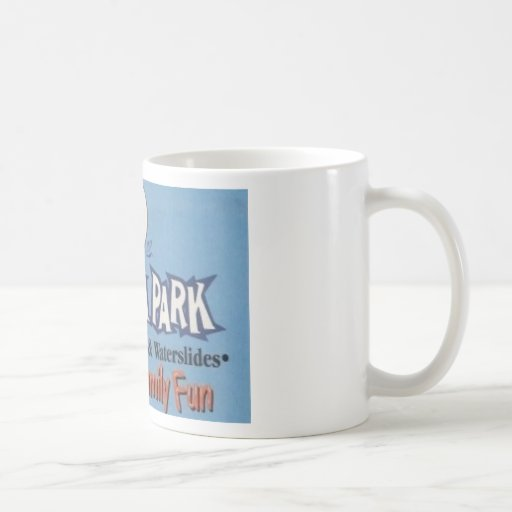 Whalom Park Amusement Park (Lunenburg, MA) Classic White Coffee Mug