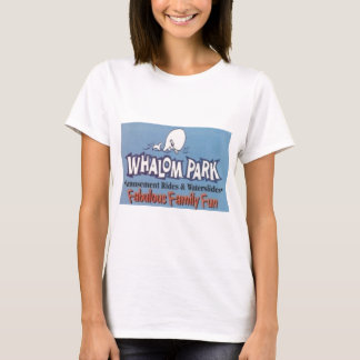 Whalom Park Amusement Park (Lunenburg, MA) T-Shirt