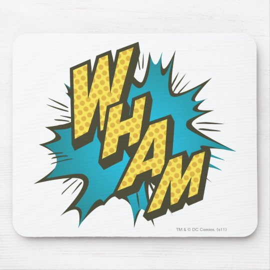 WHAM 2 MOUSE PAD