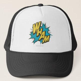 WHAM 2 TRUCKER HAT