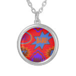 Wham Bam & Boom Products & Giftware - Games Silver Plated Necklace