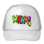 ¡Wham! Gorras De Camionero