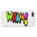 ¡Wham! iPhone 5 Carcasa