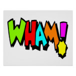 Wham! Posters