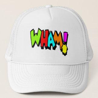 Wham! Trucker Hat