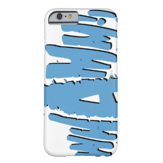 WHAMM!! BARELY THERE iPhone 6 CASE