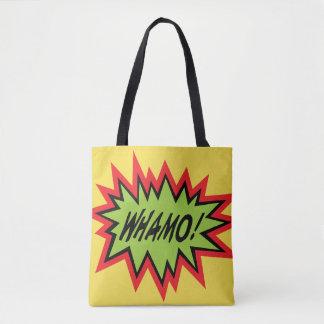 Whamo! Tote Bag