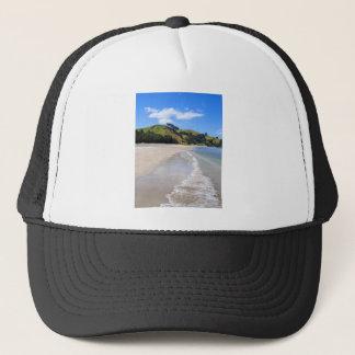 Whangapoua Beach, New Zealand Trucker Hat