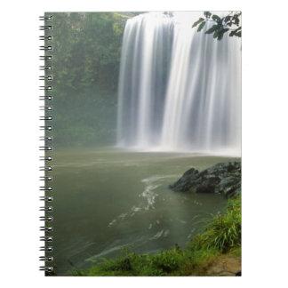 Whangarei Falls, Whangarei, Northland, New Notebooks